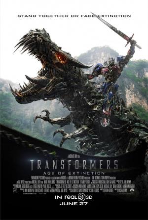 Transformers: La era de la extinción 1382x2048