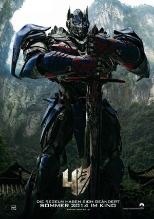 Transformers: La era de la extinción 1974x2800
