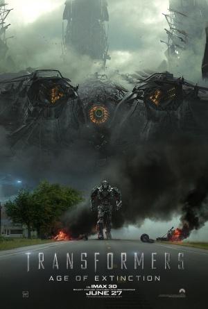 Transformers: La era de la extinción 1762x2611