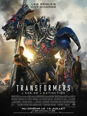 Transformers: La era de la extinción 2036x2714