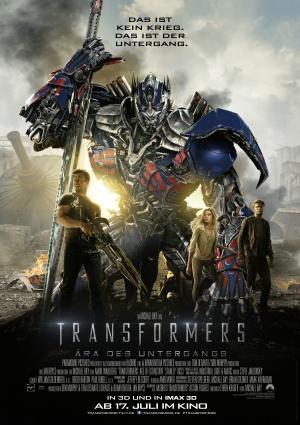 Transformers: La era de la extinción 3368x4768