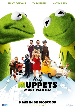 Muppets Most Wanted 1132x1600