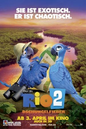 Rio 2 - Dschungelfieber 933x1400