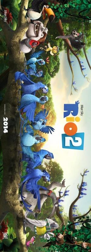 Rio 2 - Dschungelfieber 725x2000