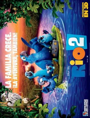 Rio 2 - Dschungelfieber 3447x4497