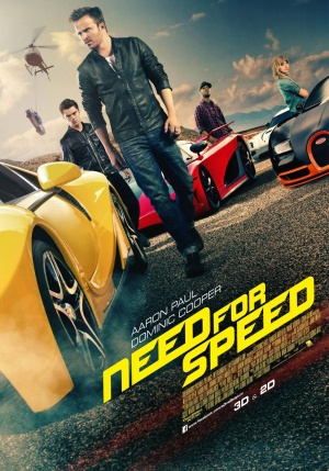 Need for Speed 1024x1466