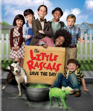 The Little Rascals Save the Day 1707x2029