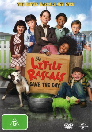 The Little Rascals Save the Day 698x1000