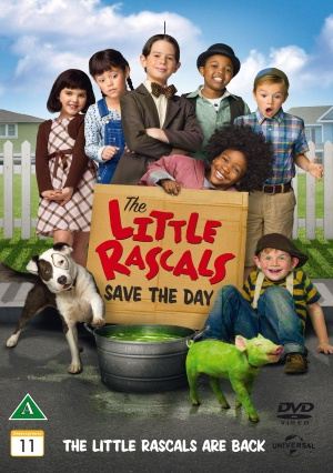 The Little Rascals Save the Day 1530x2175