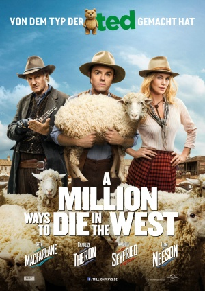 A Million Ways to Die in the West 2480x3507