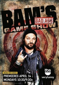 Bam's Bad Ass Game Show poster
