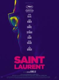 Saint Laurent poster