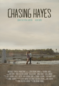 Chasing Hayes poster
