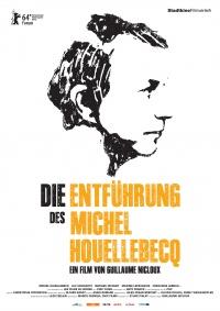 L'enlèvement de Michel Houellebecq poster