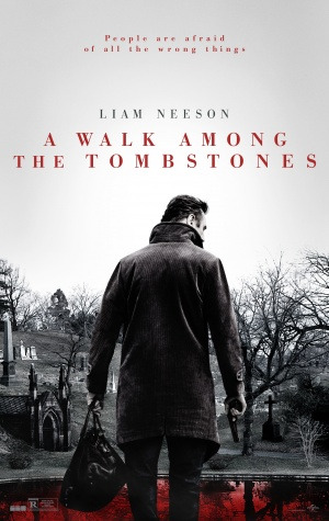A Walk Among the Tombstones 3158x5000