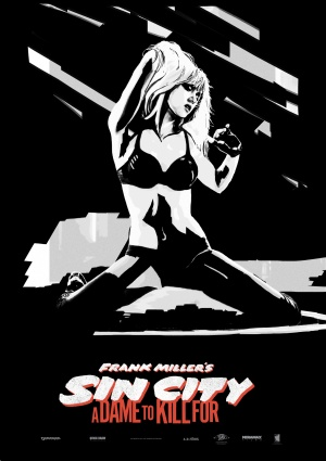 Sin City: A Dame to Kill For 2120x3000