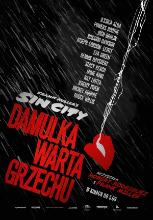 Sin City: A Dame to Kill For 1181x1702