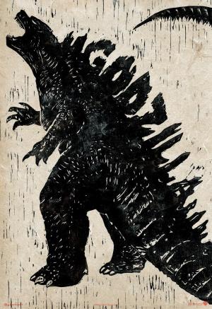 Godzilla 987x1439
