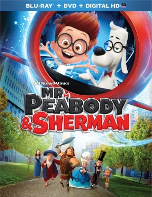 Mr. Peabody & Sherman 1553x2004