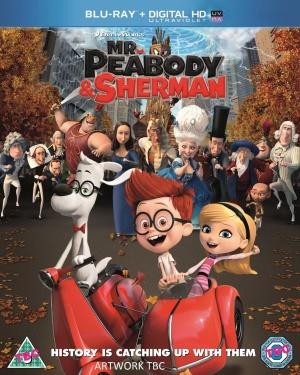 Mr. Peabody & Sherman 1201x1500