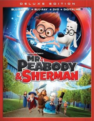 Die Abenteuer von Mr. Peabody & Sherman 1555x2004