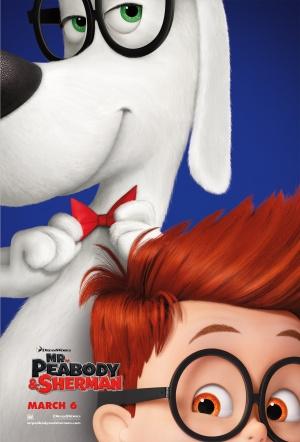 Mr. Peabody & Sherman 2000x2948