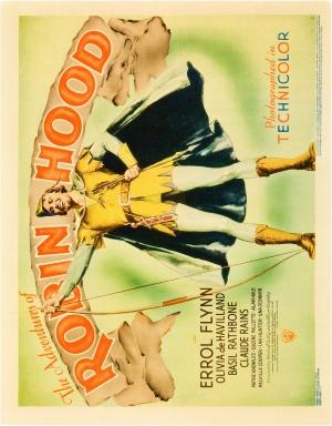 The Adventures of Robin Hood 2306x2948
