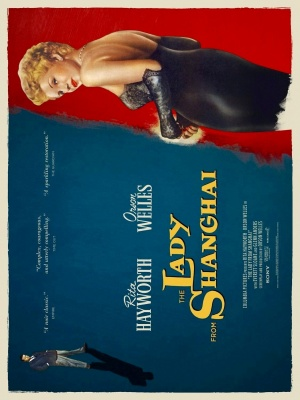The Lady from Shanghai 1126x1500