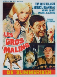 Les gros malins poster