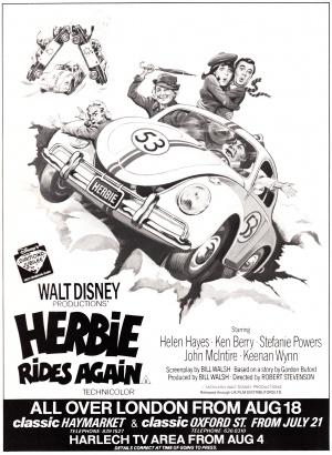 Herbie Rides Again 2194x2997