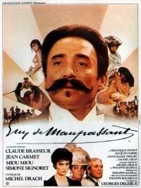 Guy de Maupassant poster