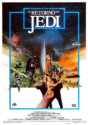 El retorno del Jedi 2400x3400