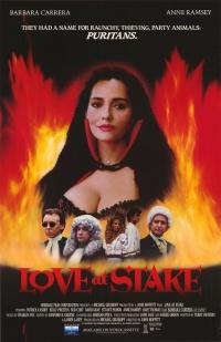 Love at Stake poster