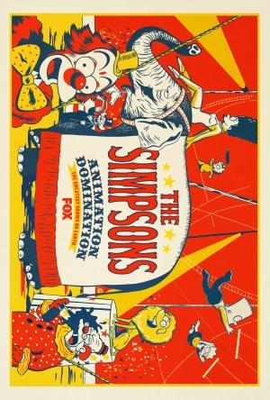 Die Simpsons 3375x5000
