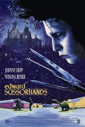 Edward Scissorhands 500x741