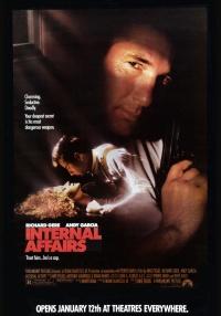 Internal Affairs poster