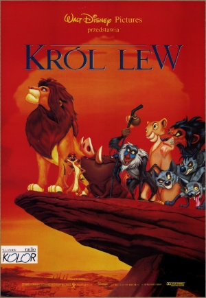 The Lion King 691x1000