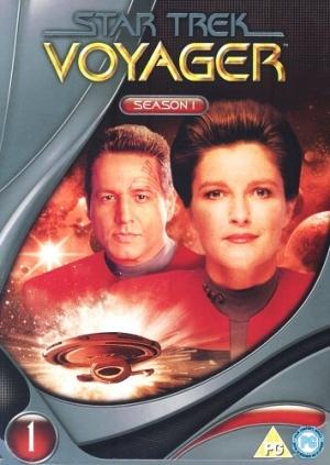 Star Trek: Voyager 355x500
