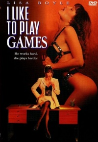 I Like to Play Games poster