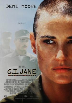 G.I. Jane 3500x5000