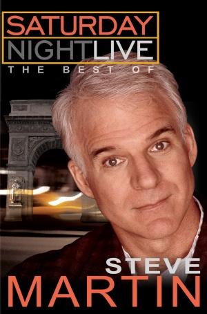 Saturday Night Live: The Best of Steve Martin 1358x2055
