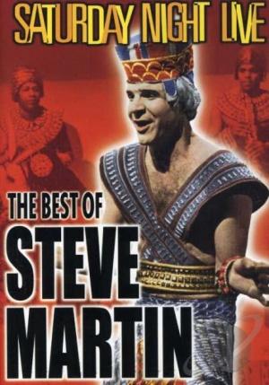 Saturday Night Live: The Best of Steve Martin 441x630