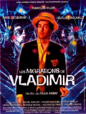 Les migrations de Vladimir 505x669