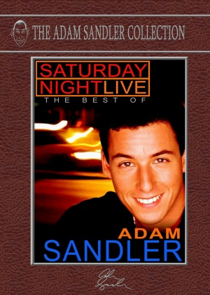 Saturday Night Live: The Best of Adam Sandler 772x1087