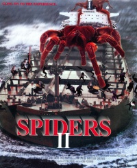 Spiders II: Breeding Ground poster