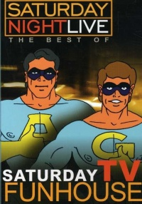 Saturday Night Live: The Best of Saturday TV Funhouse poster