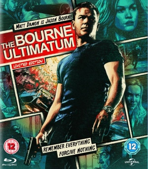 The Bourne Ultimatum 1071x1225