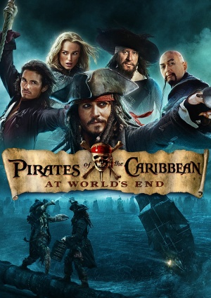 Pirates of the Caribbean: At World's End 675x952
