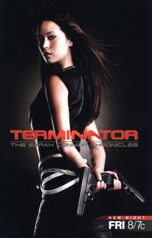 Terminator: The Sarah Connor Chronicles 3183x5000