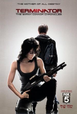 Terminator: The Sarah Connor Chronicles 500x738